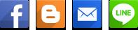facebook, Plurk,Blog& e-mail